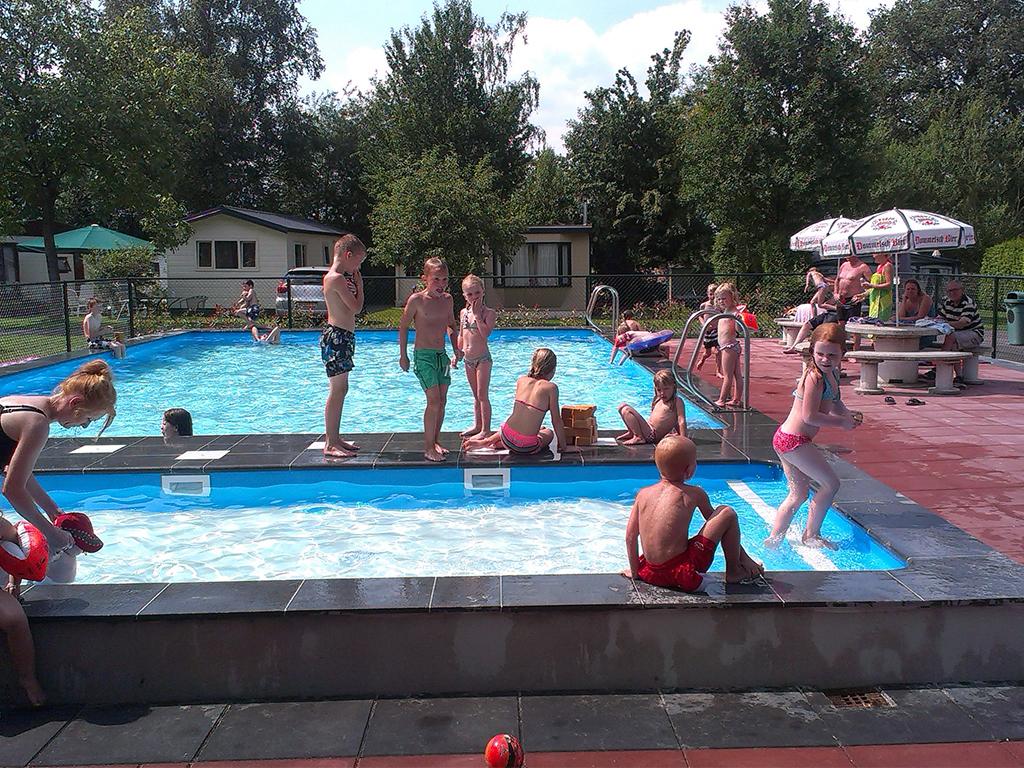 Pool Camping De Bocht