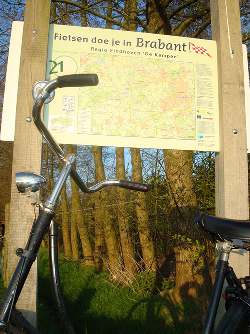 Cycling in Oirschot